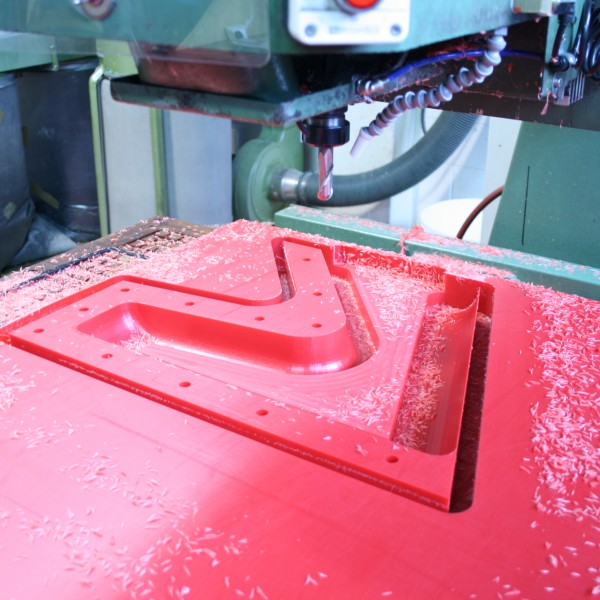 Red Polyethylene